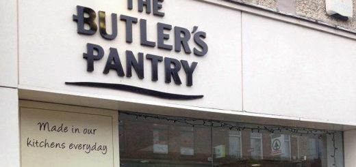 the butlers pantry