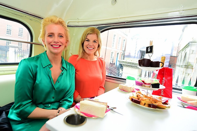 Bollinger Best Dressed Lady at Punchestown Launched with Glamorous Vintage Afternoon Tea