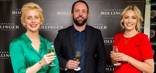 Bollinger Best Dressed Lady at Punchestown Launched with Vintage Afternoon Tea