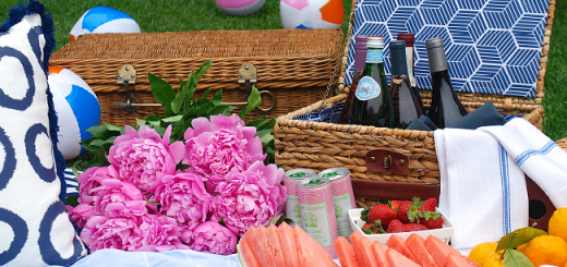 5 Picnic Perfect Drinks to Take your Outdoor Sipping to the Next Level