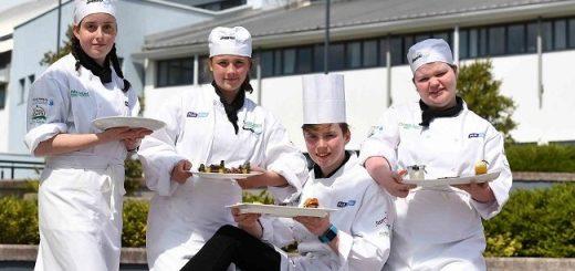 Apprentice Chef winners