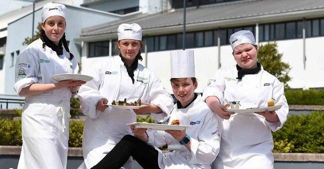 Apprentice Chef winners