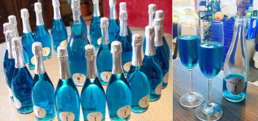 Blue Prosecco is a Thing Now and People Have Mixed Feelings about it