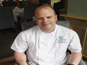 Chef Philip Gleeson