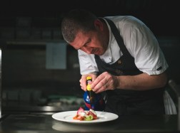 Executive Chef Tom Walsh at Portmarnock Hotel & Golf Links