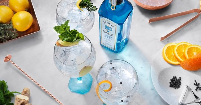 Win a Bombay Sappphire Twist Summer Hamper to Celebrate their Success at the San Francisco World Spirits Competition