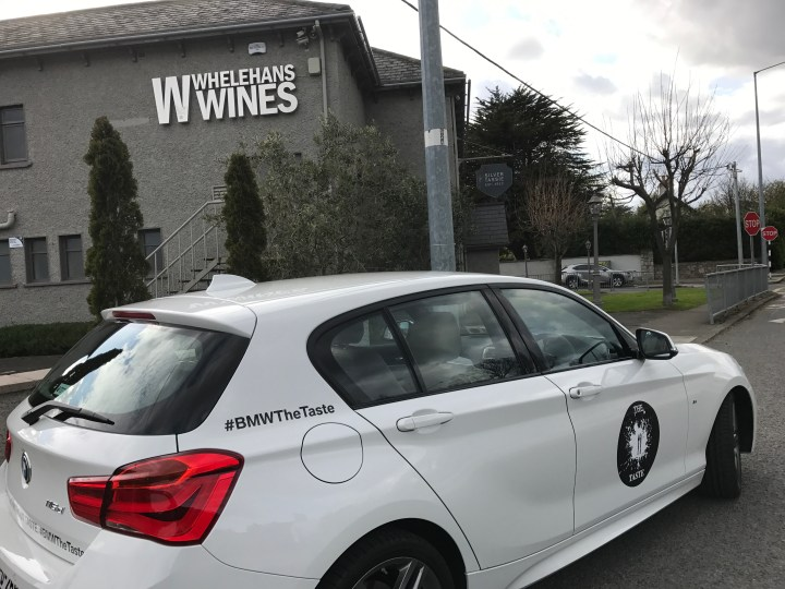 Whelehans Wines - TheTaste Review - Exterior Photo