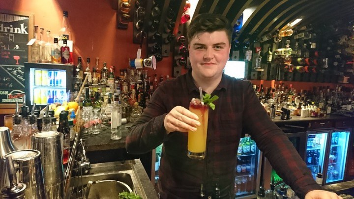 Ireland's Conor Myers Named Grand Finalist at the Bacardi Legacy Global Cocktail Competition 2017