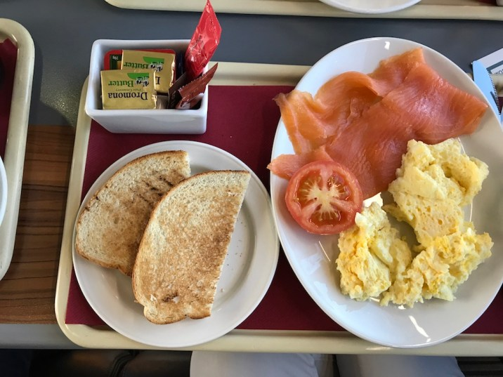 Railtours Ireland Donegal Breakfast