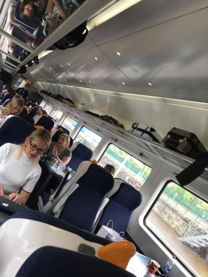 Railtours Ireland Donegal