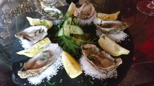Quirky to the Bone: The Dog House Blues Tea Rooms, Howth - Bar Review [June Edition]