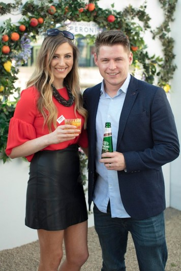 The House of Peroni Launched with an Evening of Fabulous Italian Food and Drink (4)