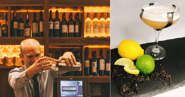 The Pembroke Kilkenny Celebrates Art with Limited Edition Cocktail