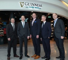 This State-of-the-Art Immersive Guinness Experience just Opened in Dublin Airport