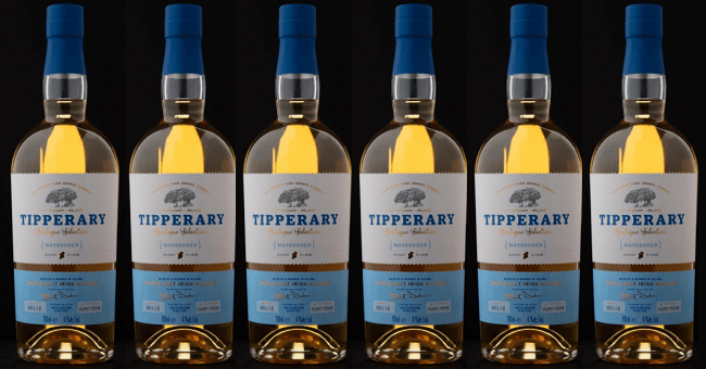 Tipperary Boutique Distillery Wins Double Gold Medal Award in San Francisco World Spirits Competition
