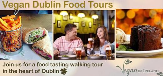 Vegan Dublin Food Tour will Guide you through Dublin's Best Veggie Gems edit