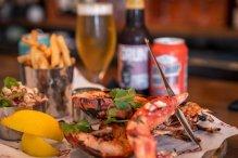Beef & Lobster Brunch 4