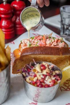 Beef and Lobster Brunch 2