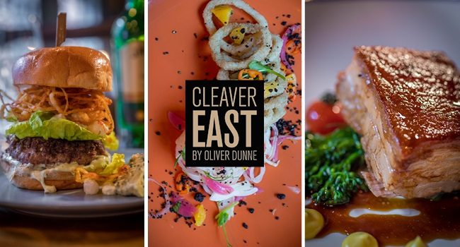 Cleaver East The Taste feature