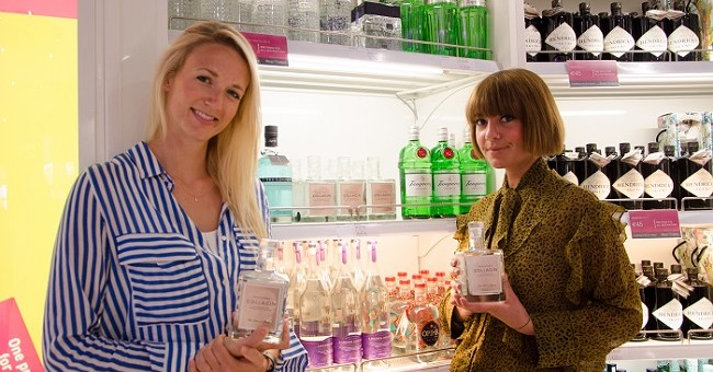 CollaGin launches at The Loop Dublin Airport