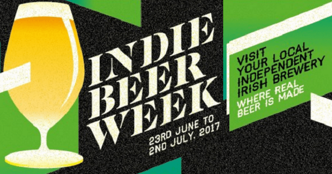 Craft Breweries to Open their Doors to Beer Lovers for Indie Beer Week - June 23 to July 2nd
