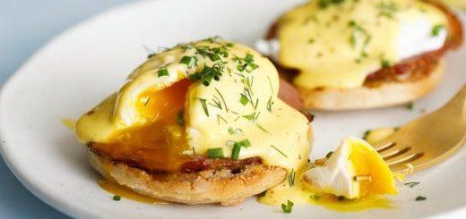 Eggs Benedict Le Plancha