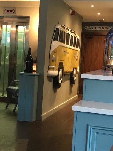 Gourmet Food Parlour Santry Interior