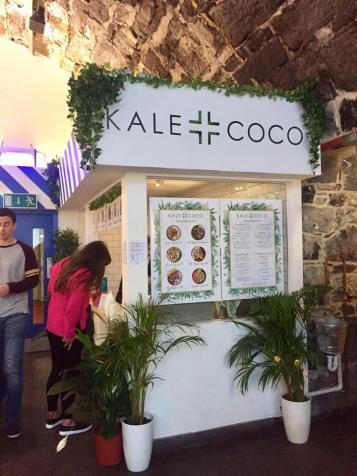 Kale + coco