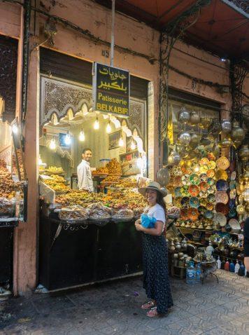 Marrakech TheTaste.ie patisserie