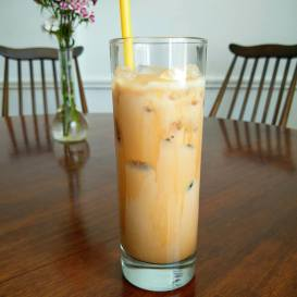 Meet me in the morning Iced LAtte 2