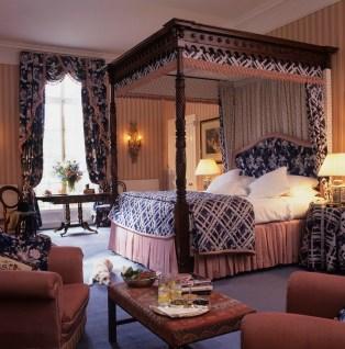 Marlfield House Morland State Bedroom