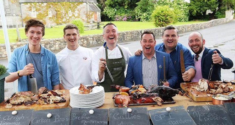 Simon Delaney Taste of Cavan