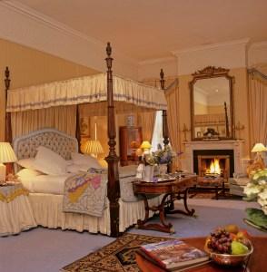Marlfield House Stopford state bedroom