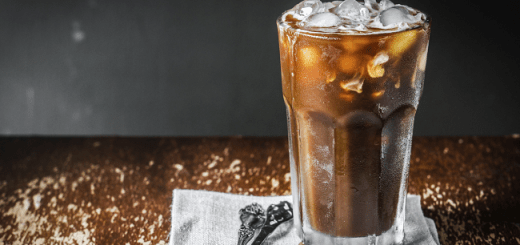 This Iced Irish Coffee Recipe is the Easiest, Tastiest, Coffee Drink you'll Make this Summer
