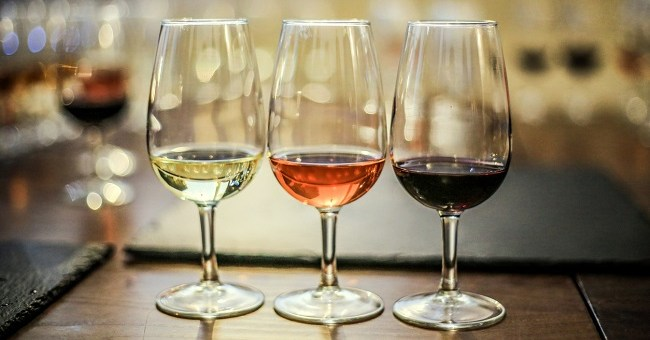 Rainbow Wines: Seven Colours to Toast with Pride (Including Blue Wine)