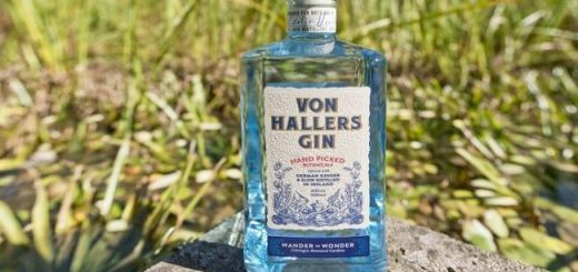 Von Hallers Gin Has Been Launched Exclusively in Ireland and Germany for a Reason