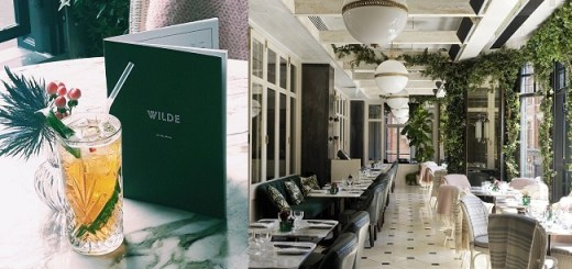 Game, Set, Match! WILDE at The Westbury Serves Wimbledon Inspired Summer Experience