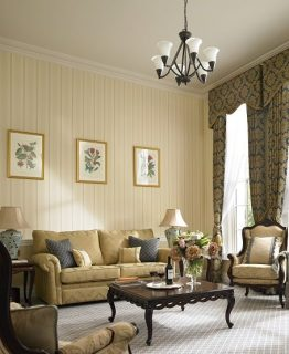 Bedroom suite in the Kildare Hotel Spa & Golf Club.