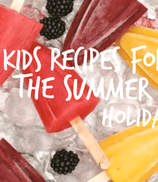 20 Kids Recipes to Keep the Little Ones Busy This Summer