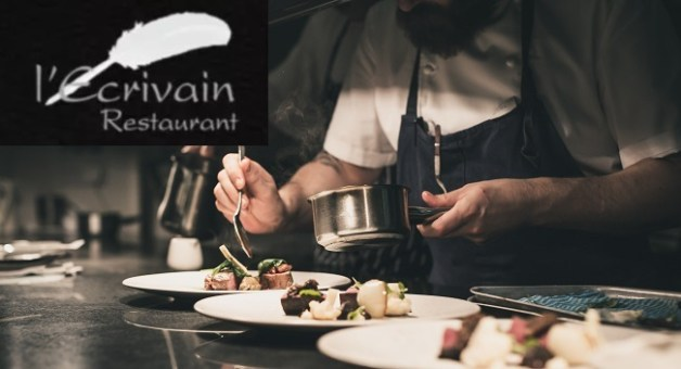 L'Ecrivain Restaurant September Offer TheTaste.ie