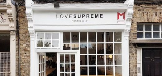 Love Supreme Portobello Cafe Review