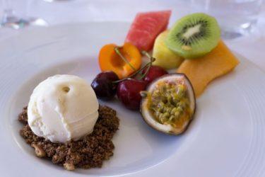 Margerita de Savoia Dessert at Bagni Haiti