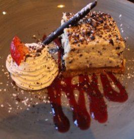 Mint cheesecake Montenotte