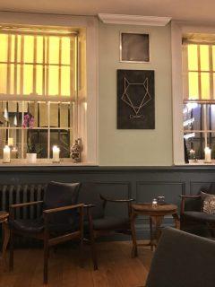 Mr Fox Restaurant