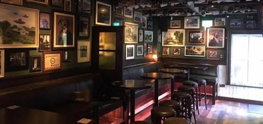 Jimmy Rabbitte's on Camden Street