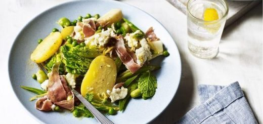 Summer Potato Salad Recipe Bord Bia