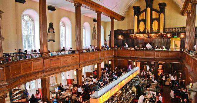 Thetaste Summer Cocktail Festival The Church Dublin 1