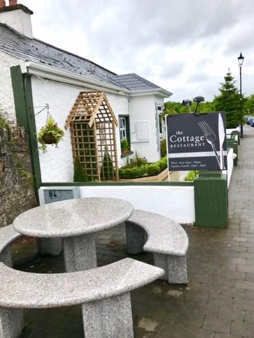 The Cottage Restuarant Leitrim -Exterior- TheTaste.ie