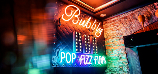 Newly Opened The Bubbly Bar New Channels the Glamour of Legendary Studio 54