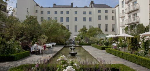 Luxurious Merrion Hotel